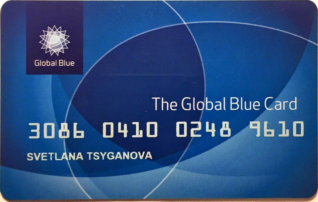 The Global Blue Card